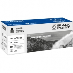TN3480 toner BLACK POINT zamiennik do Brother DCP-L5500DN, DCP-L6600DW, HL-5000D, HL-5100DN, HL-5200DW, HL-L6300DW, HL-L6400DW, MFC-L5700